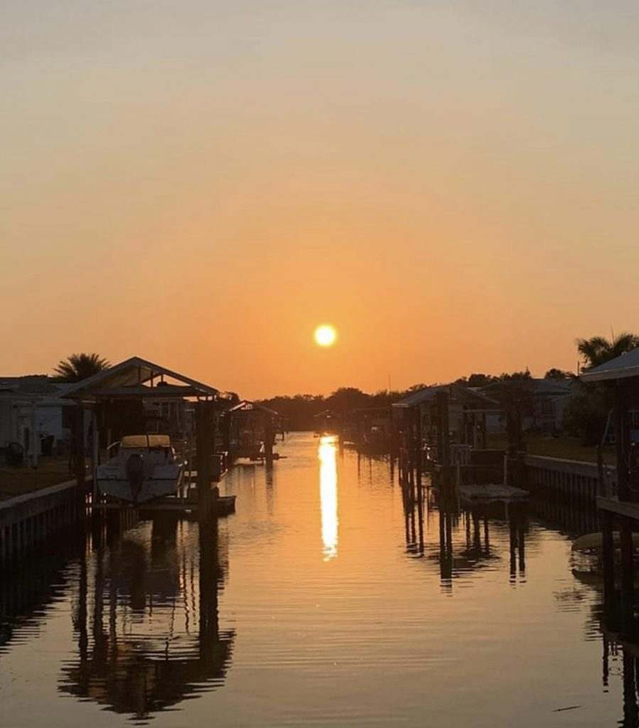 Caribbean-Isles-Sunset-over-Canal-1