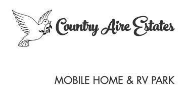 Country Aire Estates Logo